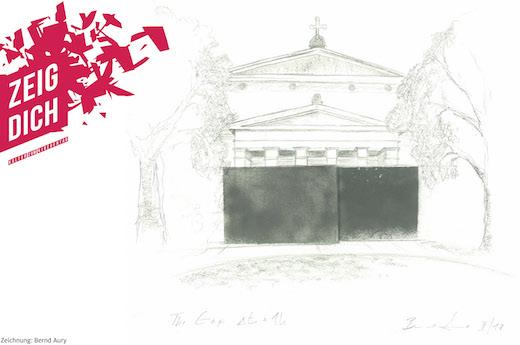 Zeichnung Bernd Aury