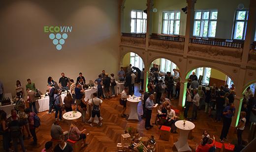 Weinmesse Ecovin © Kultur Büro Elisabeth