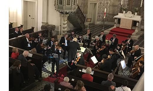 Konzert der Kammerphilharmonie Amadé © Kultur Büro Elisabeth