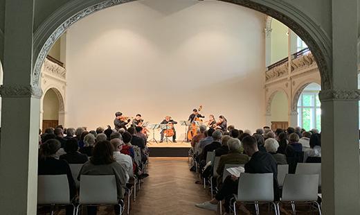 Kammerkonzert des Deutschen Symphonie-Orchesters Berlin © Kultur Büro Elisabeth