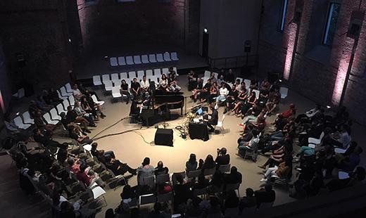 Feral Note Album Release Konzert, St. Elisabeth, 2018