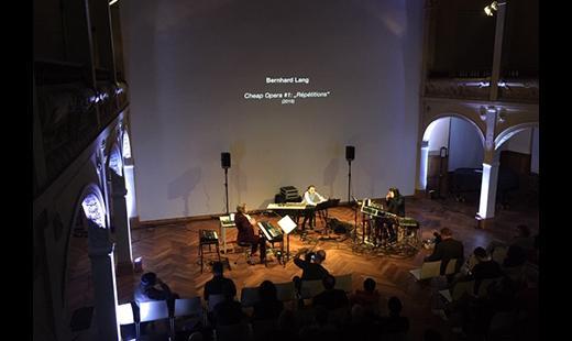 Synthesizer Trio Konzert © Kultur Büro Elisabeth