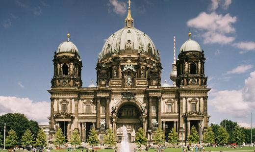Berliner Dom (Foto: Aman)
