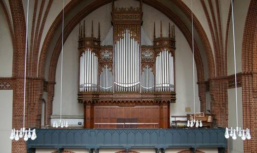 Sauer-Orgel © David Marschalsky