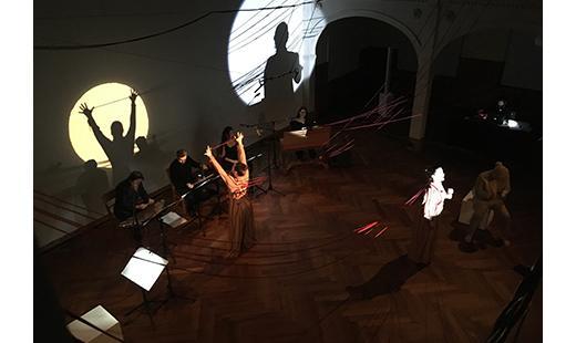 Ornament Konzert und Performance © Kultur Büro Elisabeth