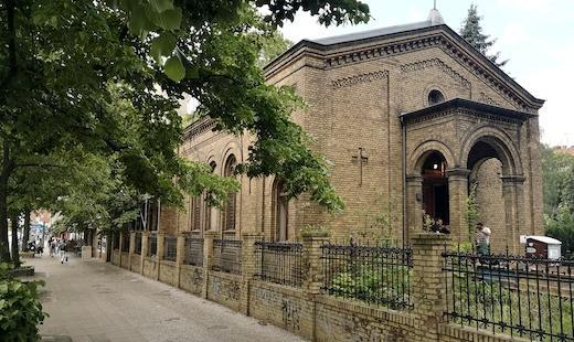 Kiezkapelle Neukölln (Foto: Flacke + Otto Architekten)