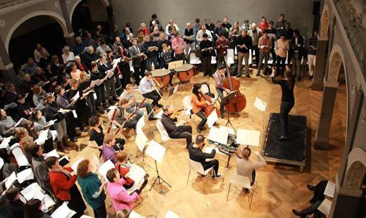 ORATORIO! Mitsingkonzert der Sing-Akademie zu Berlin