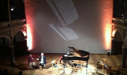 Konzert des Künstlerprogramm des DAAD, 2014