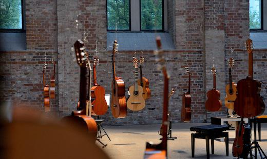 Mikromusik-Festival: Konzertinstallation von Oswaldo Budon, St. Elisabeth 2014