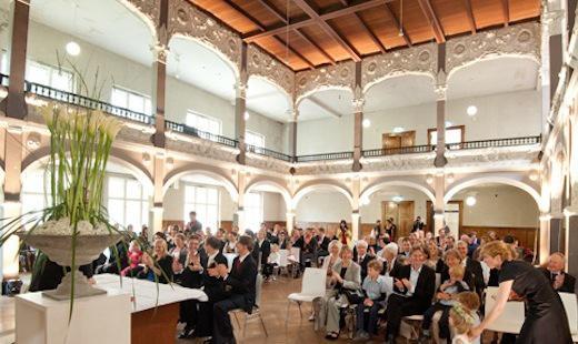 Standesamtliche Eheschließung, Villa Elisabeth, 2009