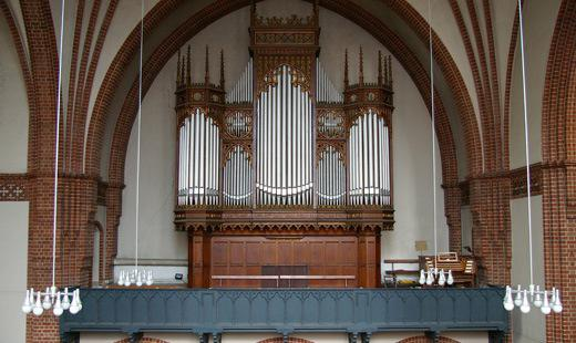 Sauer-Orgel