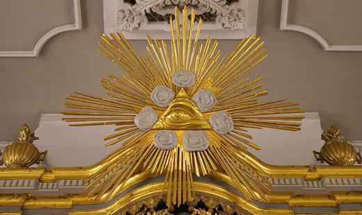 Orgel Detail