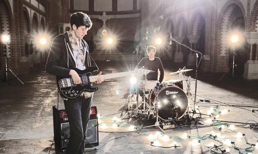 Musikvideodreh, 2014