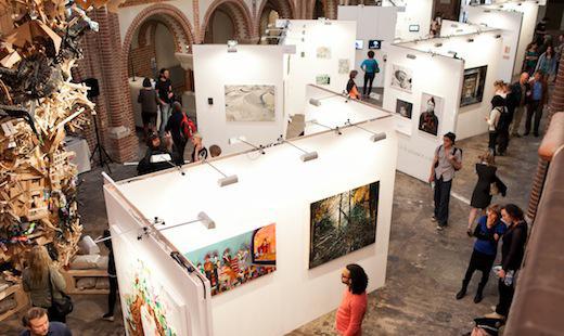 Ausstellung zum Gallery Weekend, 2013