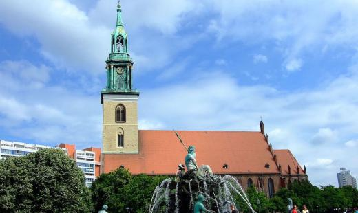 St. Marienkirche (Foto: Aktron / Wikimedia Commons)