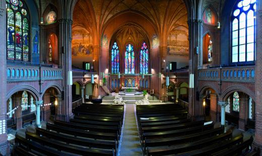Apostel-Paulus-Kirche © Norbert Meise