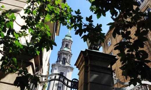 Turm der Sophienkirche