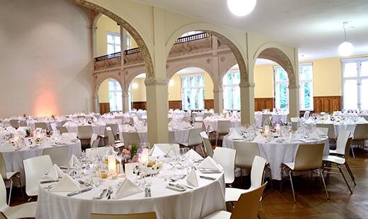 Villa Elisabeth, Dinner © Rita Richter