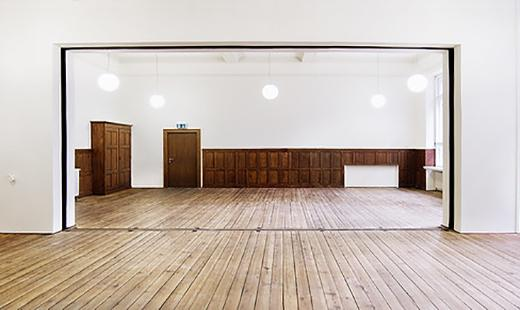 Villa Elisabeth, Studio 1+2  © Christian Hemstedt