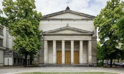 St. Elisabeth-Kirche © Ulrich Schwarz, Berlin