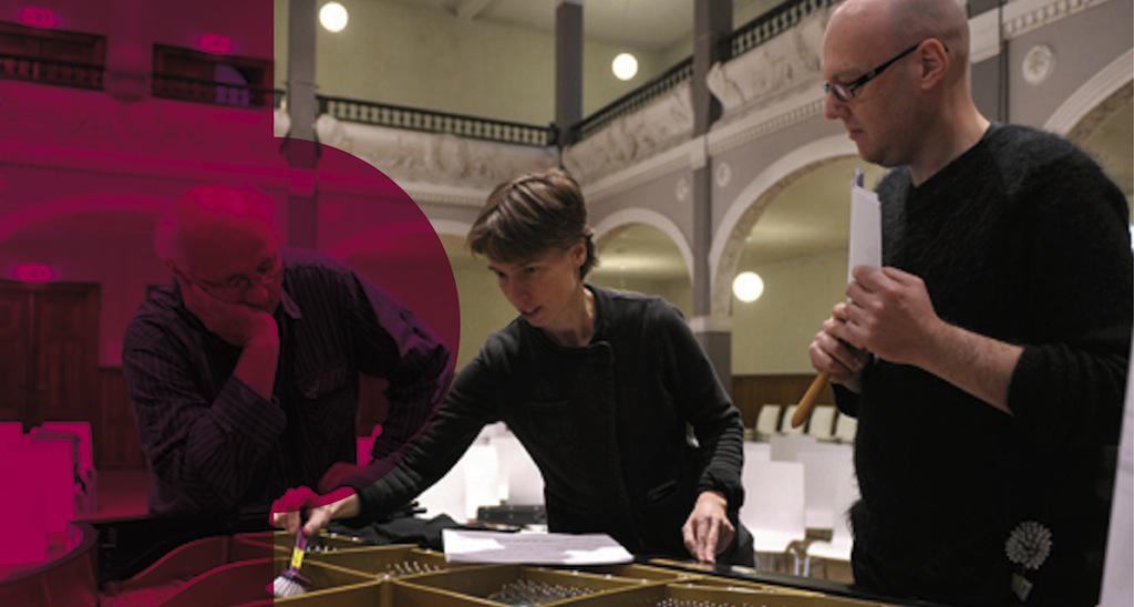 Neue Musik Villa Elisabeth