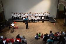 Sing-Akademie zu Berlin: Familiär