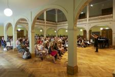 Mitsingen und Musizieren bei der Sing-Akademie zu Berlin