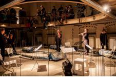 unisonos imposibles – ein begehbares Konzert
