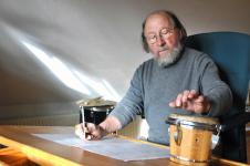 Georg Katzer (Foto: Angelika Katzer)