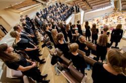 Chor des Jungen Ensembles Berlin (Foto: Stephan Röhl)